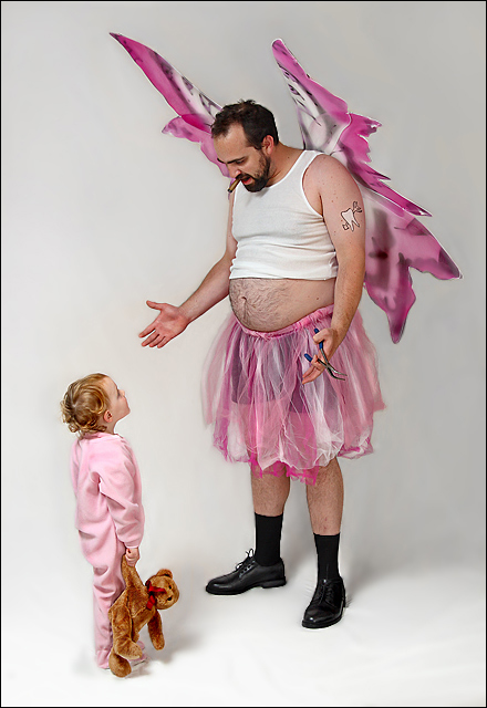 A Chance Encounter with the Real Tooth Fairy