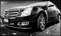 2008  AWD Cadillac CTS : Defy the Elements