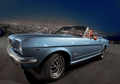 The 1965 Pony Convertible