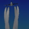 Applied Aerodynamics: Wake Turbulence and Contrails