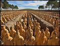 The Ancient Terracotta Army . . . of Katy, Texas