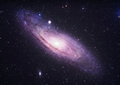 Our Sister Galaxy -- Andromeda