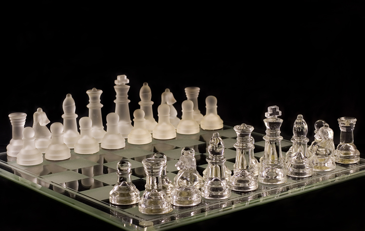 """chessmen"" by MorbidAngel (""Opposites"" Challenge, May 2004 - IMAGE_ID=75572)"