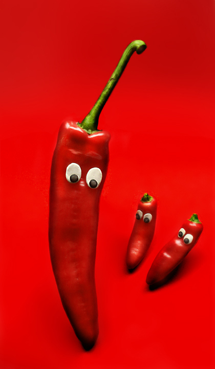 Red Hot Chilli Peppers!