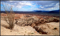 The Anza-Borrego Badlands