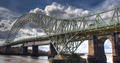 Silver Jubilee Bridge - Cheshire