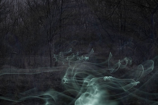 On a Ghostly Night