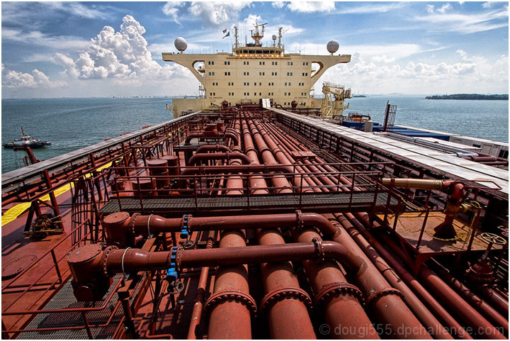 Floating Production Storage Offtake (FPSO)