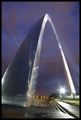 St Louis Gateway Arch on the Riverfront