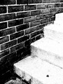 stairs and bricks