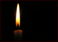 The Warmth of a Candle