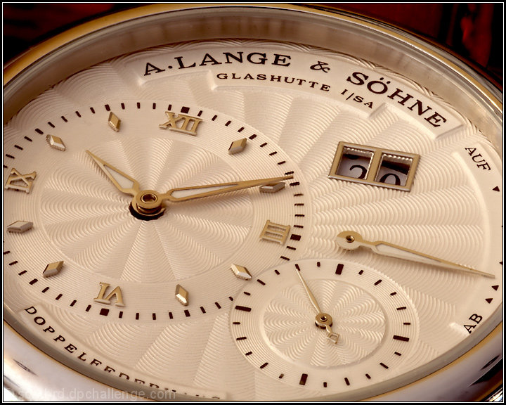 A. Lange - $50,000 On Your Wrist