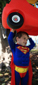 Superboy To The Rescue!