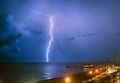 Daytona Beach Lightning Storm