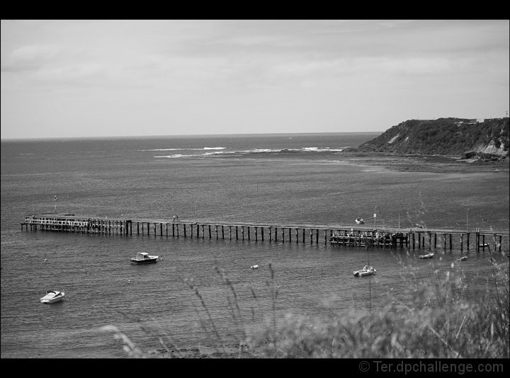 Pier and Headland