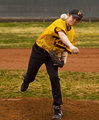 Youth League Pitcher: Pirates