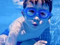 Significant Moments: Learning to Swim!