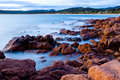 Freycinet at Sunset