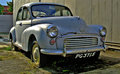 Morris Minor 1000 (948cc engine) (1956-1962)