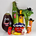 Tex-Mex Veggie Choir