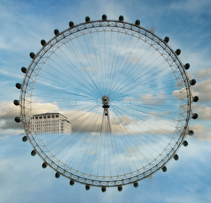 The amazing Skywheel of Dr Parnassus