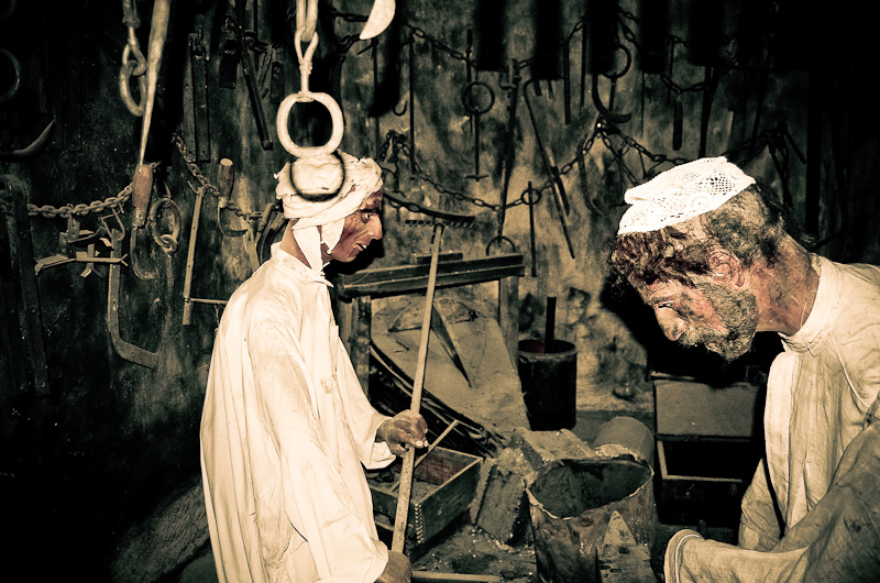 Arabic Blacksmith
