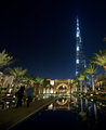 A Beautiful Night in Dubai