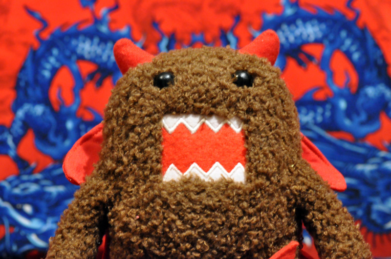 DOMO ON A BAD DAY,