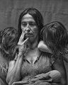 Migrant Mother after Dorothea Lange