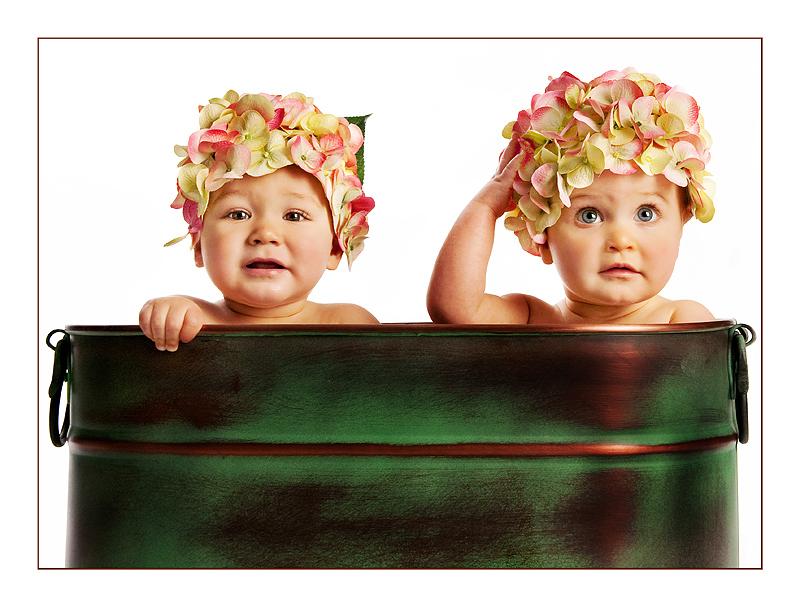Flower Babies - Anne Geddes by ErinKirsten - DPChallenge