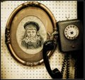 Stock Image: Spirit Phone� (1936) & Genuine Haunted Photograph� (1875) as Crossover Operator.