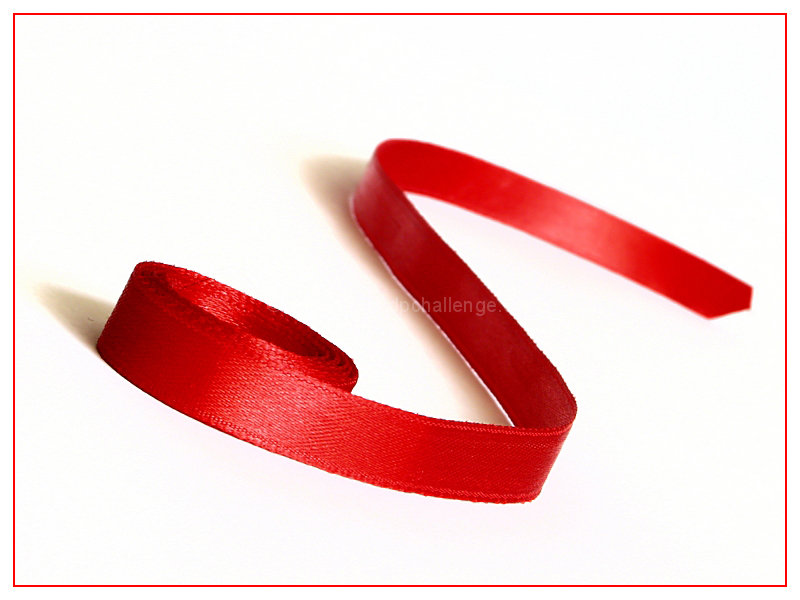 Red Ribbon (...that's all I want)