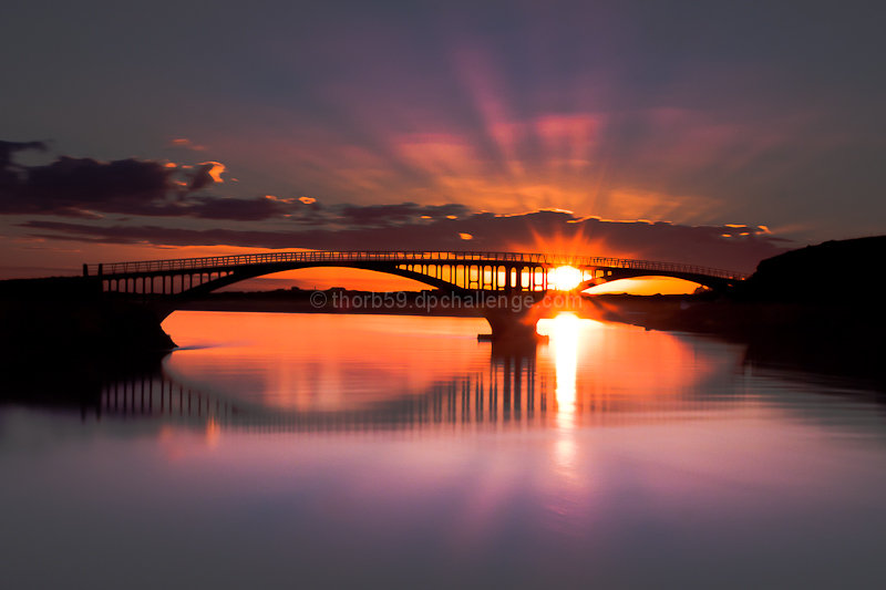 Sunset Bridge