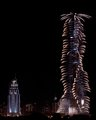 Celebration in World's Tallest Building(Burj Khalifa)