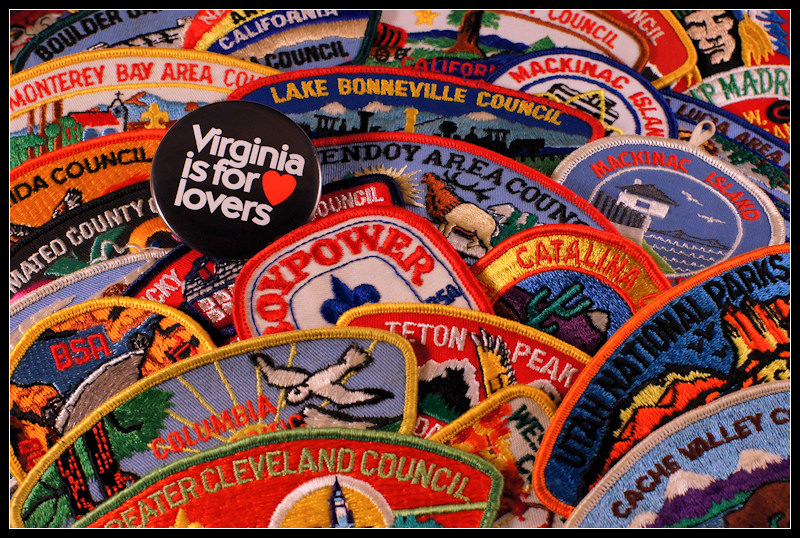 Used to Love Patches