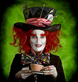 The Mad Hatters Wife