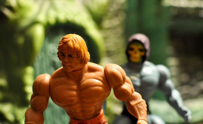 """He-Man, don't be mad...."""