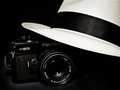 The Camera and the Hat