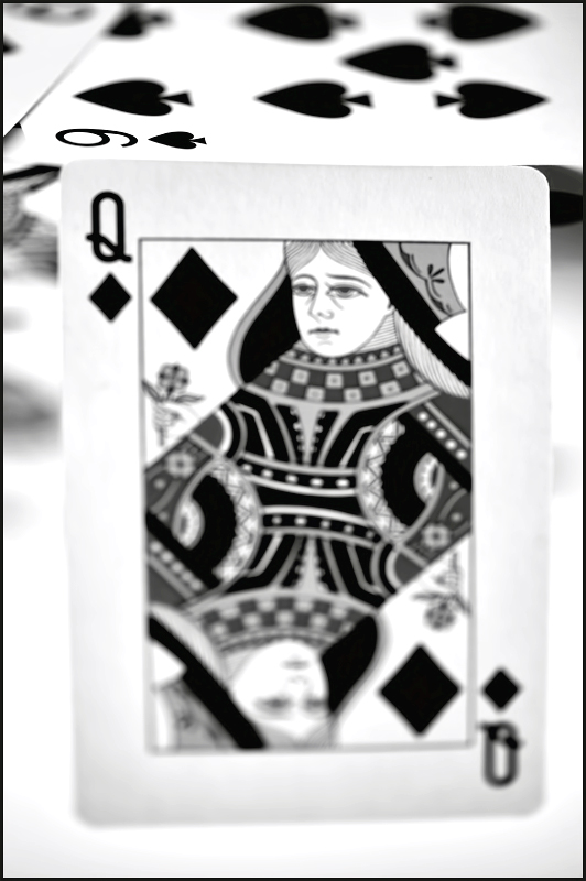 'You're nothing but a pack of cards'