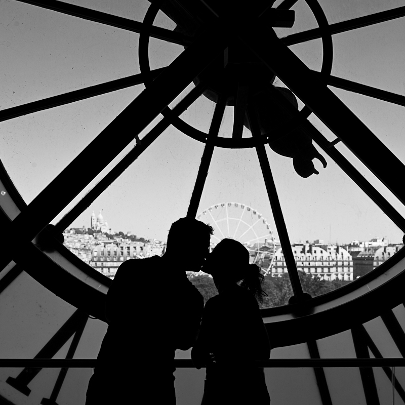How to stop time, Paris