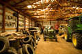 One Hundred Years of Ranching in One Garage