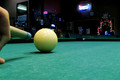 Eight Ball � Corner Pocket