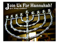 Join Us For Hannukah!
