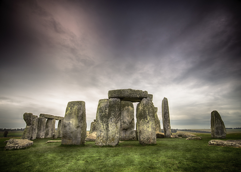 Stonehenge, Before The Storm