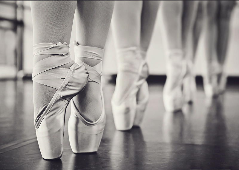 Pointe In A Row