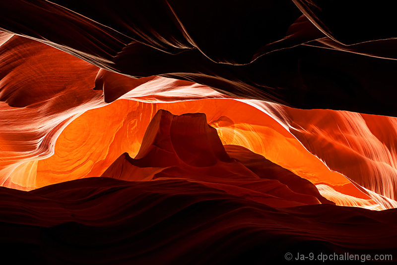 Antelope Canyon ~ Monument Valley