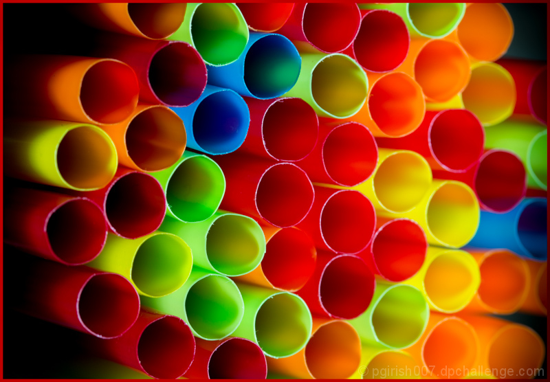 Colorful Straws!