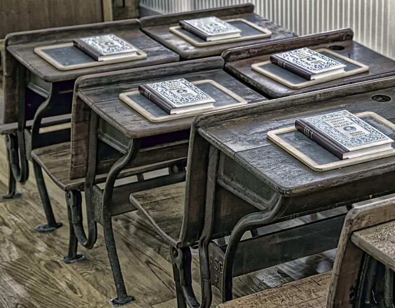 Old Fashioned School Days
