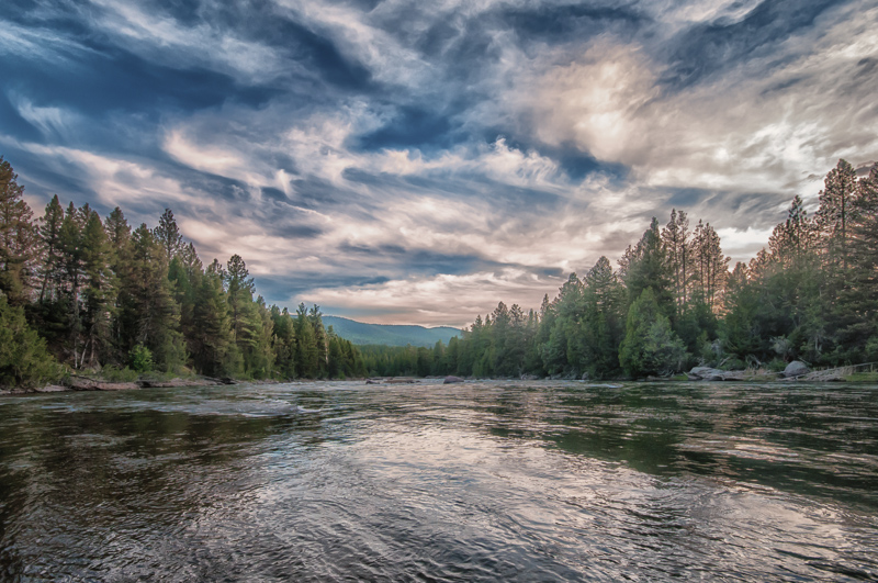 The Mighty Blackfoot River