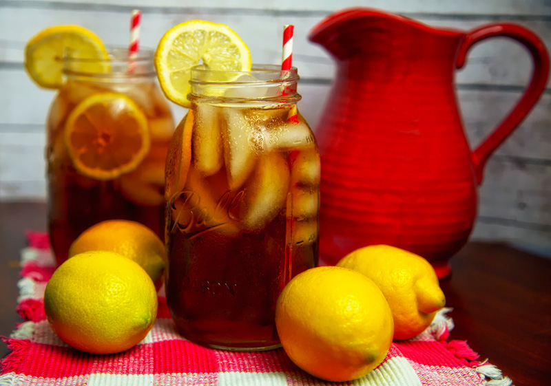 Sweet Tea, the Fine Wine of the South